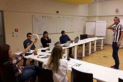 PCM Seminar auf der WU Wien