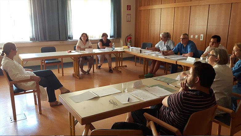 Kommunikations Seminar Gesundheitswesen